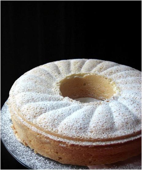 Genoise Bunt Cake