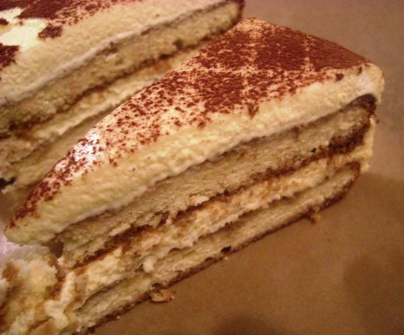 Tirimisu Cake