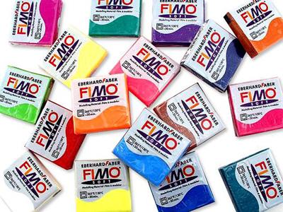 Fimo ornaments 6
